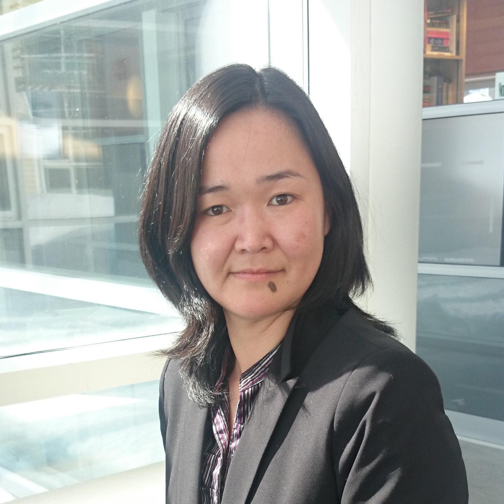 Dr. Yoko Yoshida
